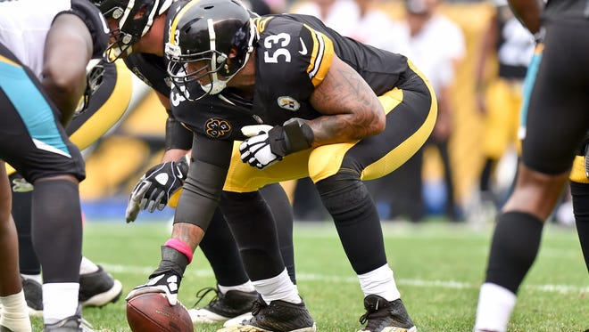 Pittsburgh Steelers center Maurkice Pouncey wasn't happy with how the Detroit Lions played the final seconds Sunday.