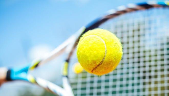 All-area boys tennis team
