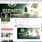 Anthony Giusti, a junior-college linebacker, retweeted CSU coach Mike Bobo's confirmation Wednesday of his signing with the Rams.