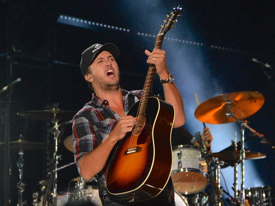 Country music star Luke Bryan will be joining Katy