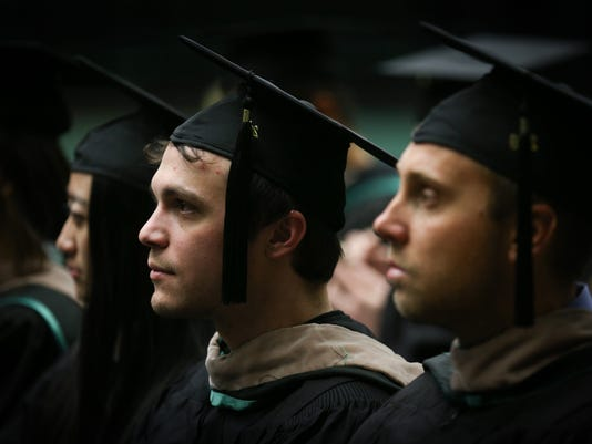 CSU College of Business Commencement