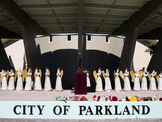 NDN 0215 Parkland Shooting Vigil 007
