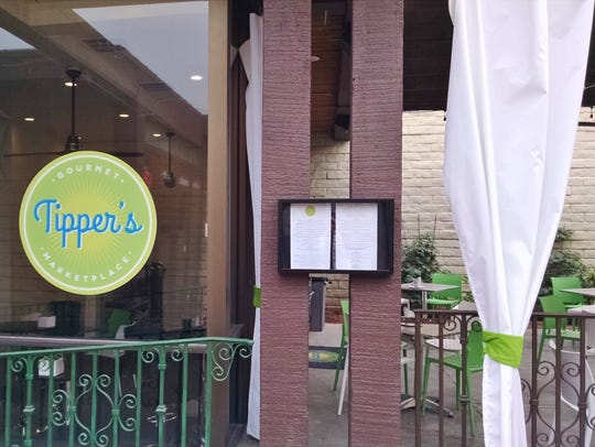 Tipper's Gourmet Marketplace is located in the Henry