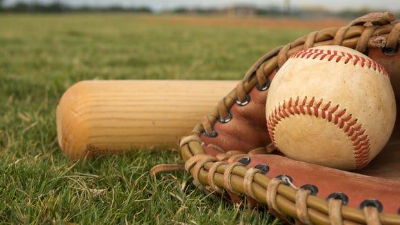 Baseball stock photo.
