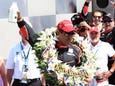 Juan Pablo Montoya wins Indy 500 with impressive run