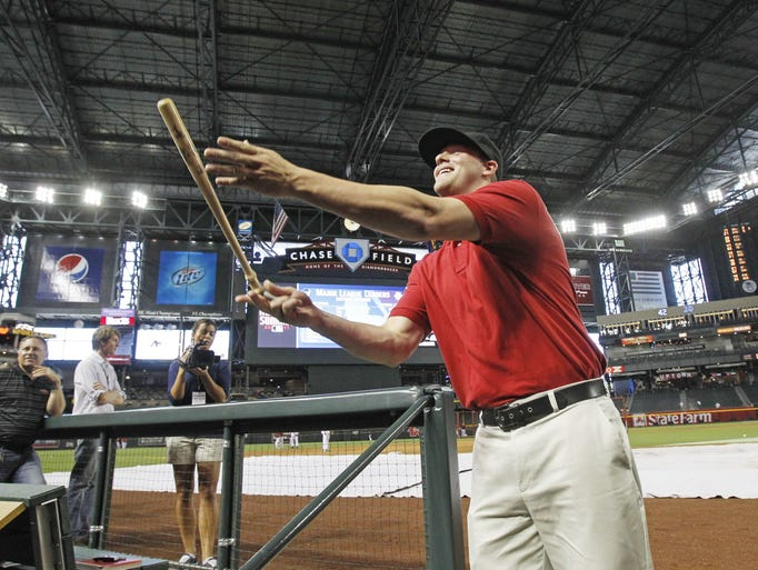 Look back at the Diamondbacks first round selections