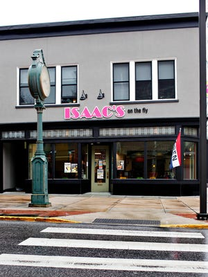 Isaac's On The Fly at 78-98 West Market St. in York City, Saturday, Feb. 24, 2018. Dawn J. Sagert photo