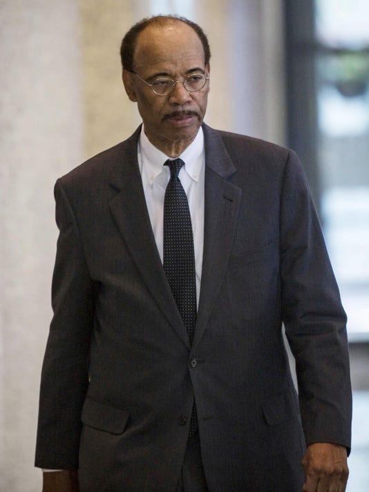 Mel Reynolds Sentencing
