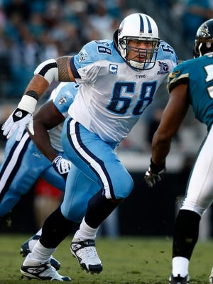 Center Kevin Mawae played four of his 16 NFL seasons for the Titans.