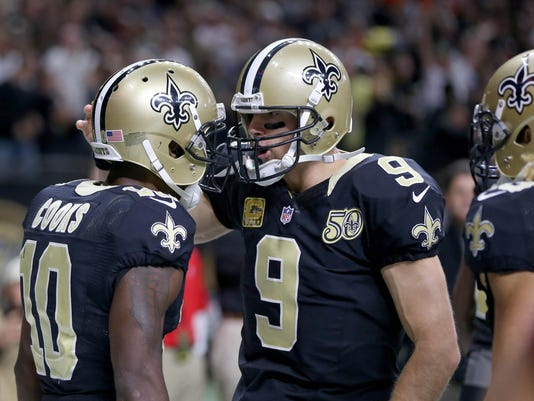 NFL: Denver Broncos at New Orleans Saints