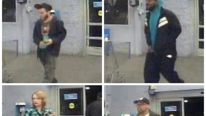 Des Moines Police seek help identifying fraud suspects. Anyone who may know the whereabouts can contact: Des Moines Police Detective Bureau at 515-283-4865 or anonymously with Polk County Crime Stoppers at 515-223-1400.