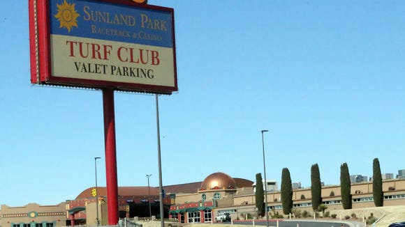 Sunland Park Racetrack and Casino.