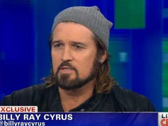 Billy Ray Cyrus CNN