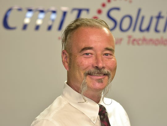 Stuart Feravich, President of CMIT Solutions of Greater
