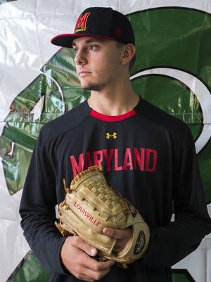 Parkside's Hunter Parsons has signed with the University of Maryland for baseball and is a likely candidate to play in the MSABC Classic.