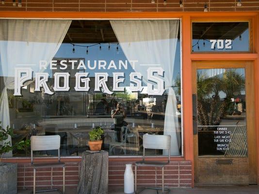 Restaurant Progress