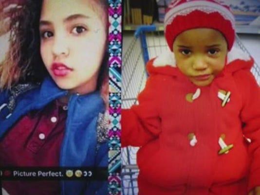 Amber Alert, missing toddler