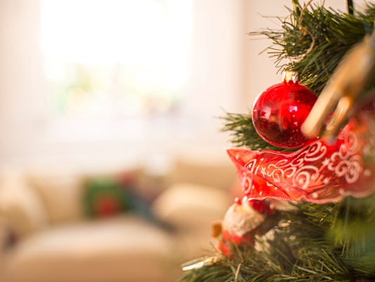 Christmas Tree/Getty Images