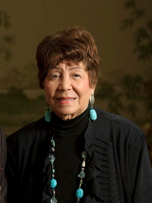 Evelyn Lowery at her Atlanta home on Oc. 2, 2011.