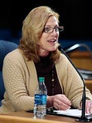 Secretary Rita Landgraf of the state department of