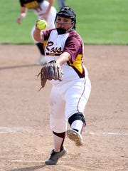 Ross Pitcher Kenzie Meyer Rocks and fires. Ross defeated Kenton Ridge 2-1 in the Regional Semi-Finals at Mason.