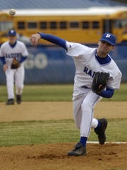 Chris Zelko was an all-state pitcher for Horseheads.