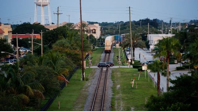 The Martin County Commission approved submitting an alternative route proposal for All Aboard Florida that would avoid the county but cut through other areas of the Treasure Coast.