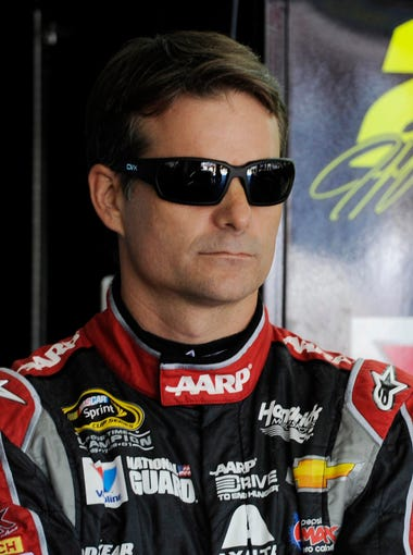 Jeff Gordon, born Aug. 4, 1971, is a four-time NASCAR Cup champion who recorded 93 wins during his career. He was inducted into the NASCAR Hall on Feb. 1, 2019.
