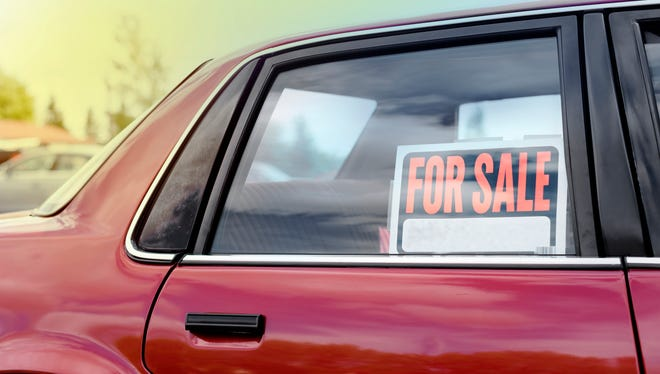 Finding a good used car requires research and patience.