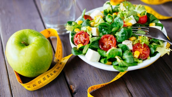 Smaller portions of refined carbs, processed fats, sugary foods and beverages will help you maintain a healthy weight and decrease belly fat and waist circumference to lower disease risk.