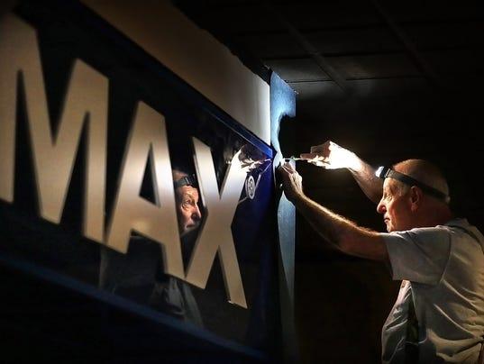 new imax lead art