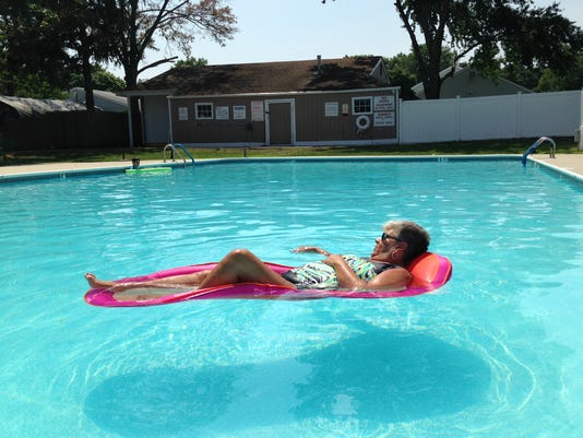 Country Place_swimmer