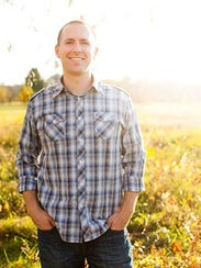 The Rev. Jedidiah Coppenger, lead pastor at Redemption