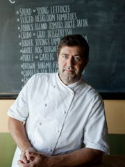 Mike Lata, chef/owner of FIG and The Ordinary in Charleston,