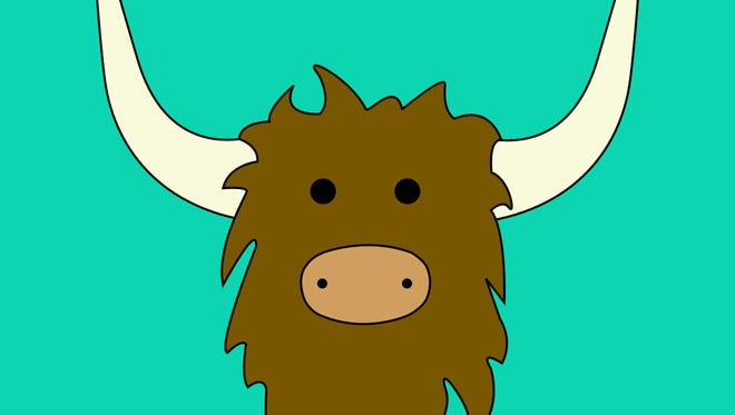 Logo for chat app Yik Yak