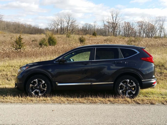 All new honda cr v rolls out at more versatile ohio plant for Honda east liberty ohio