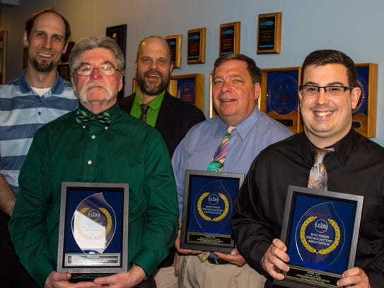 Radio Plus, Inc. received several awards at the Wisconsin