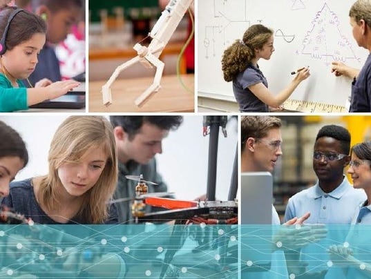 Bring the world of STEM to afterschool programs PHOTO CAPTION