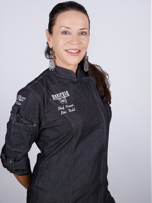 Sedona chef Lisa Dahl