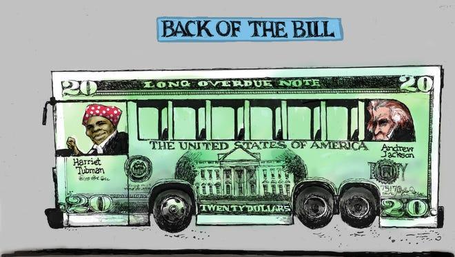 cartoon for April 26, 2016