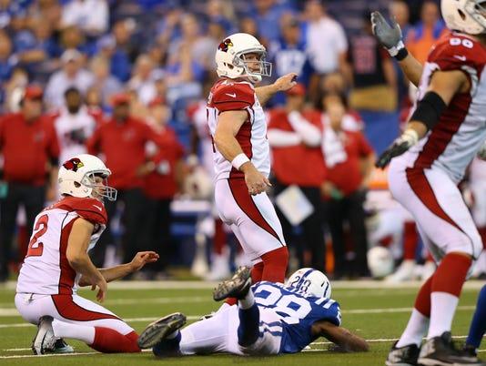 NFL: Arizona Cardinals at Indianapolis Colts
