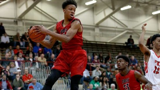 Romeo Langford and New Albany are ranked No. 1 in Class