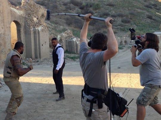 "Scene from ""Vigilante Diaries""  directed by Christian Sesma."