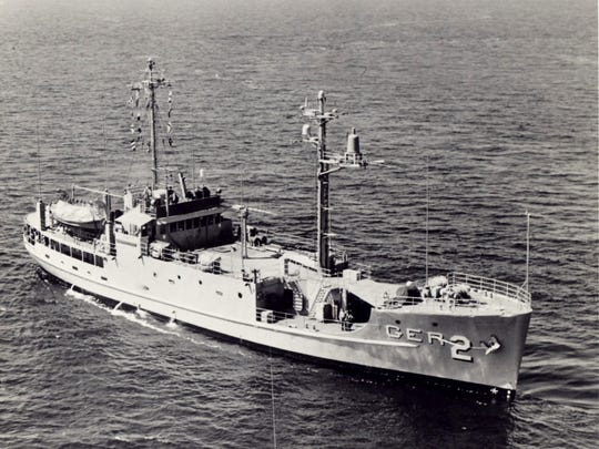 The  U.S. Navy intelligence ship, USS Pueblo, was captured by North Korea in 1968. Americans captured aboard the ship spent 11 months in captivity.