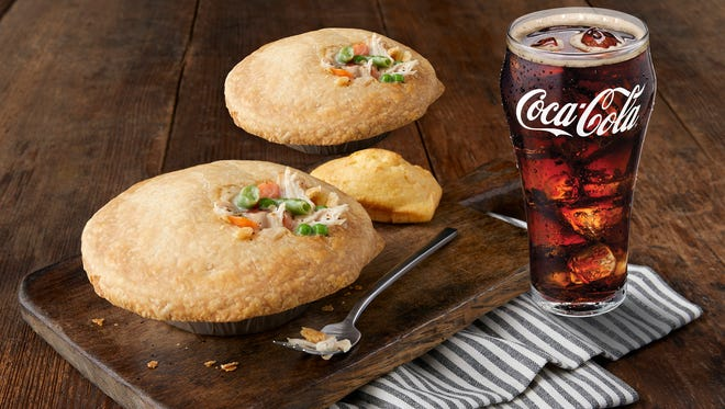 Boston Market has a Pi Day deal on March 14 on its pot pies.