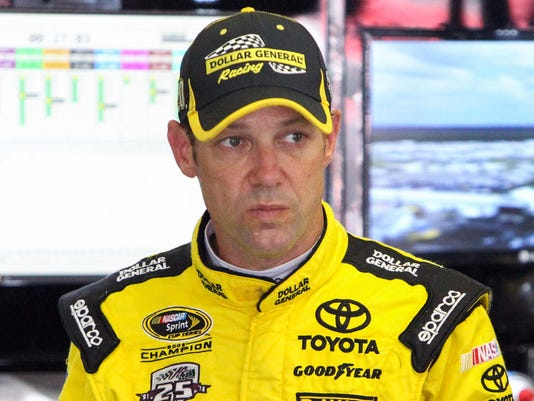 Tempers flare as run to Sprint Cup title begins