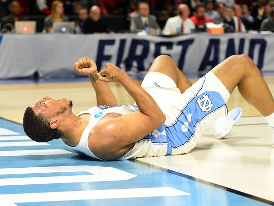 North Carolina Tar Heels forward Kennedy Meeks is an