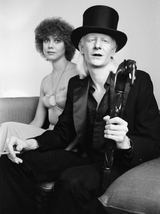 Rockers React To Loss Of Much Loved Johnny Winter