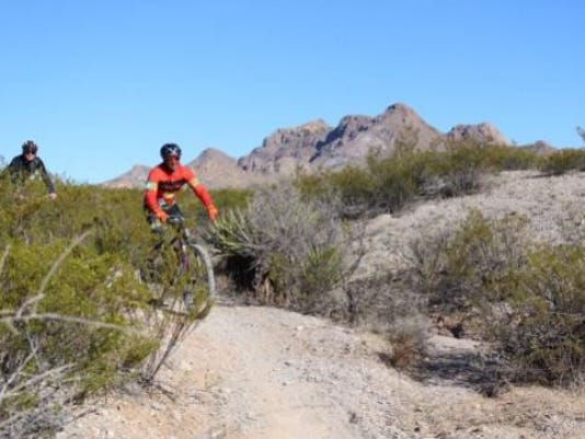 Mountain Biking dona Ana