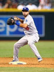 Jose Peraza the heir apparent at second.